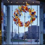 The Pinnacle - Chihuly Artwork